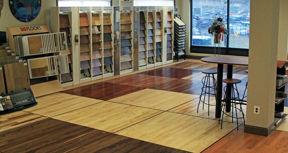 Prestige hardwood flooring sales wood floor installation ny for Hardwood floor showroom